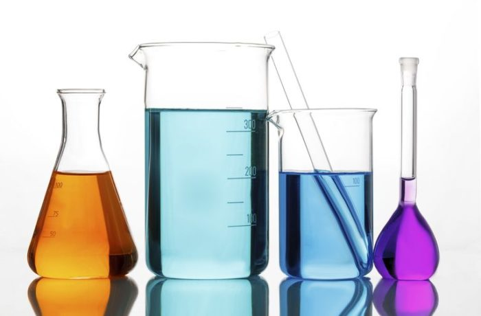 Aqueous & Solvent Chemistries