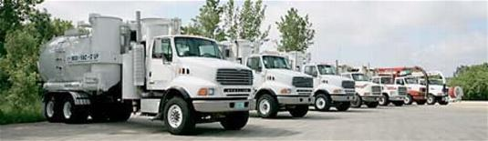 Vacuum Truck Service